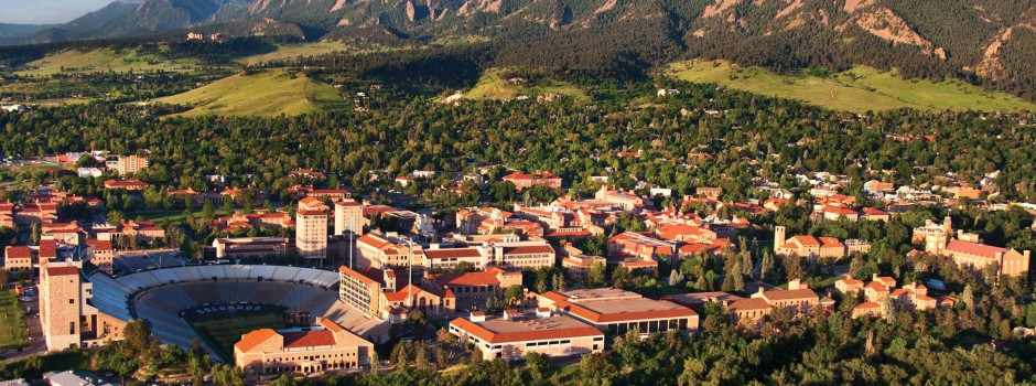 CU Campus - University of Colorado - Boulder