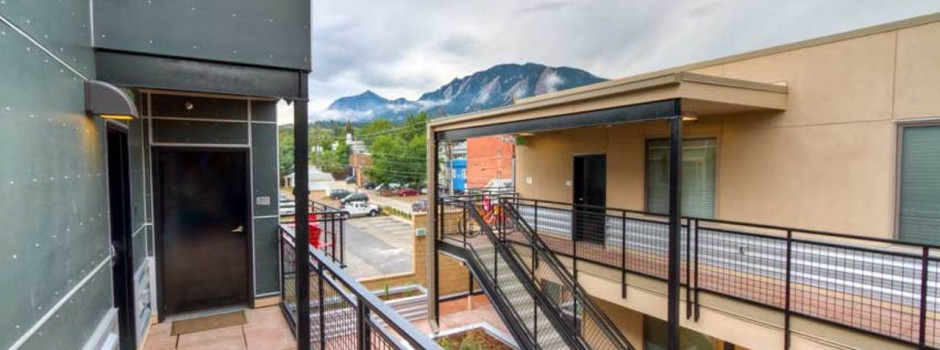 Student rentals on the hill in Boulder Colorado